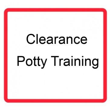 Clearance Potty Training
