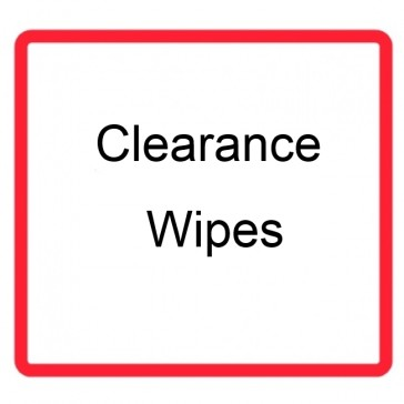 Clearance Wipes