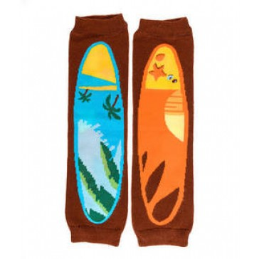 MyLittleLegs - Surf Board Leg Warmers
