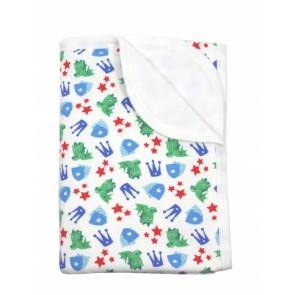 Organic Baby Blanket Magic Dragon