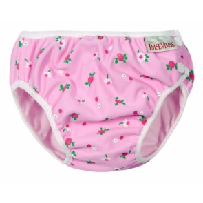 Imse Vimse swim nappy Pink Flowers Junior