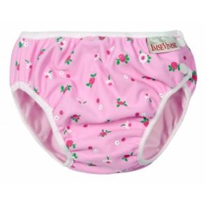 Imse Vimse swim nappy Pink Flowers Medium