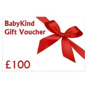 BabyKind Gift Voucher £100