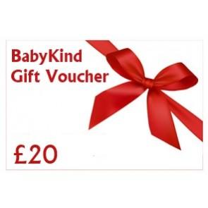 BabyKind Gift Voucher £20