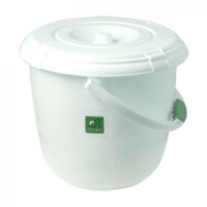 Tots Bots Lockable Nappy Bucket 16L