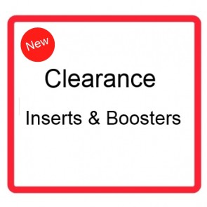Clearance Nappy Inserts & Boosters