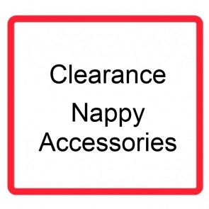 Clearance Nappy Accessories
