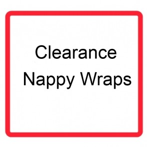 Clearance Nappy Wraps