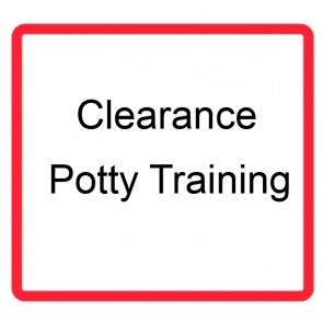 Clearance Potty Training
