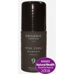 Green People Stay Cool! Organic Mint, Lavender and Eucalyptus Roll-On Deodorant 75ml