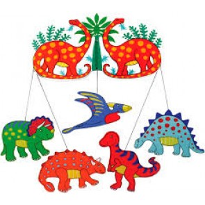 Lanka Kade Dinosaur Mobile