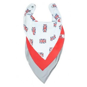Union Jack DryBib Bandana Bib Triple Packs