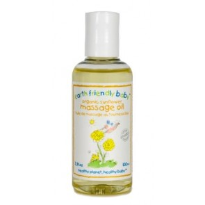 Earth Friendly Baby Organic Golden Baby Massage Oil