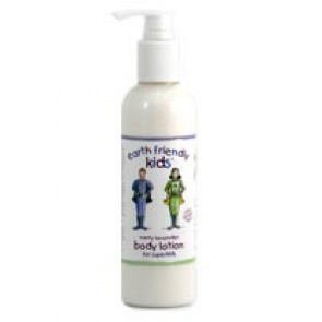 Earth Friendly Kids Body lotion - Minty Lavender