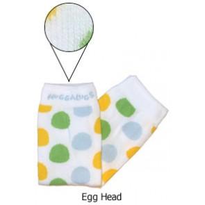 Huggalugs baby leg warmers - Egg Head