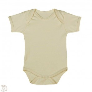 Frugi Organic Natural Short Sleeved body