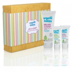 Green People Baby Care Gift Pack