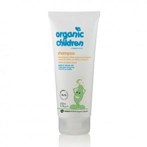 Green People Organic Children's Shampoo - Citrus & Aloe Vera 200ml