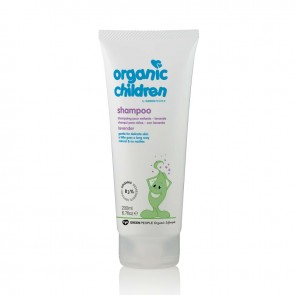 Green People Organic Children's Shampoo - Lavender 200ml