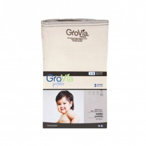 GroVia Bamboo Prefold Cloth Nappy