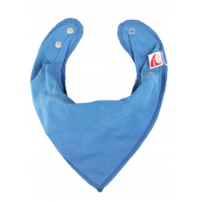 DryBib Bandana Bib - Solid French Blue