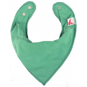 DryBib Bandana Bib - Solid Sea Green
