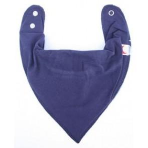 DryBib Bandana Bib - Solid Navy Blue