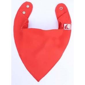 DryBib Bandana Bib - Solid Red