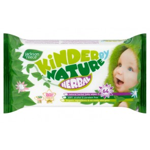 "Earth Friendly Kids ""Gentle Kids"" Wipes"