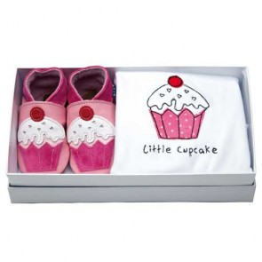 Inch Blue Baby Shoes Gifts Sets