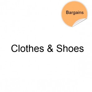 Bargain Bin - Clothes & Shoes