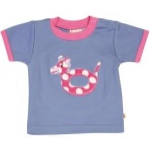 Nessie T-Shirt - Lavender Blue