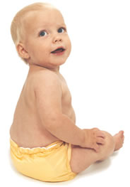 Bumgenius One Size nappy - Yellow
