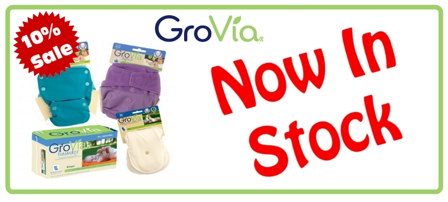 Gro-Via Introductionary offer - 10% off!