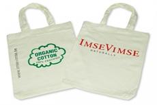 Imse Vimse Organic shopper